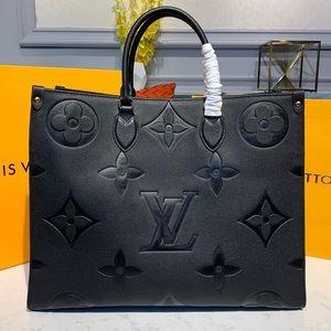 Louis Vuitton onthego empreinte